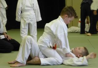 the dojo beginners class