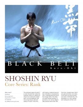 Shoshin Ryu Rank